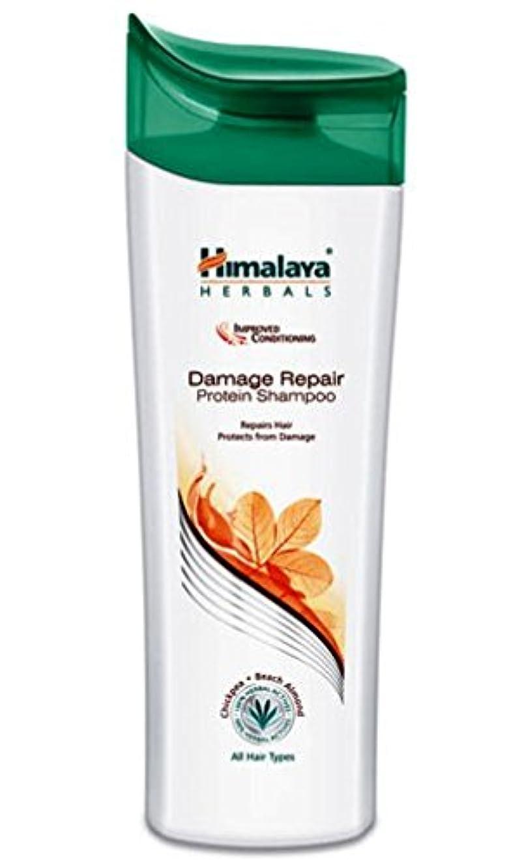 周囲嫌悪一目Himalaya Damage Repair Protein Shampoo 400ml