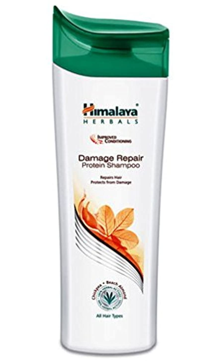 一見保有者批判的Himalaya Damage Repair Protein Shampoo 400ml