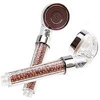 モーエンのシャワーヘッド - ハンドヘルドシャワーヘッド - - シャワーヘッドクリアアニオンスパヘッドシャワーハンドヘルド節水風呂シャワーノズルスプリンクラー噴霧器は、透明なヘッドRainfulフィルター