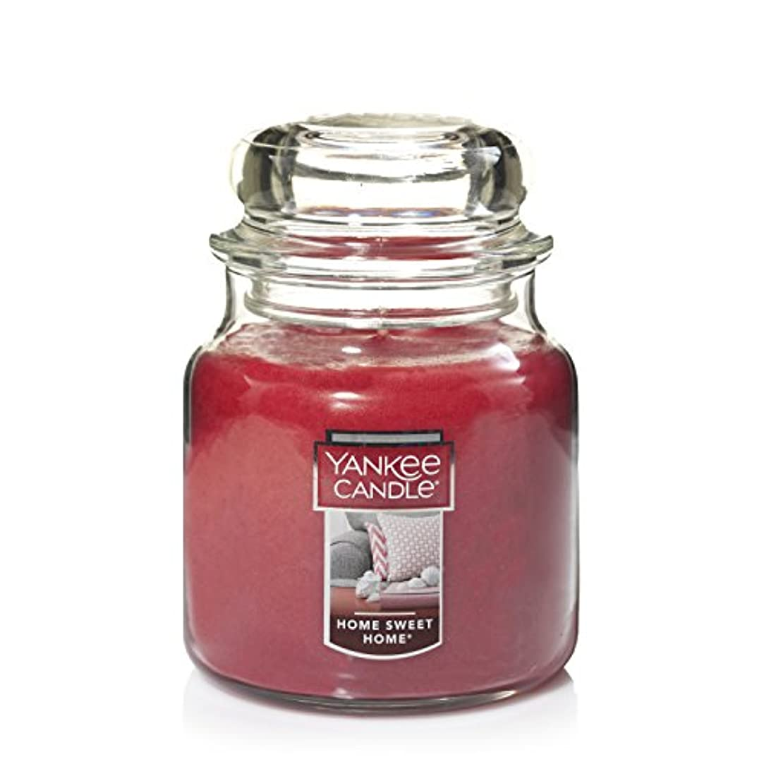 Yankee Candle Home Sweet Home Medium Jar 14.5oz Candle One レッド 11497-YC