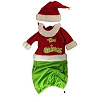 The Grinch Baby Costume and Hat by Clown Alley [並行輸入品]