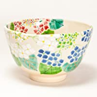 紫陽花 抹茶碗