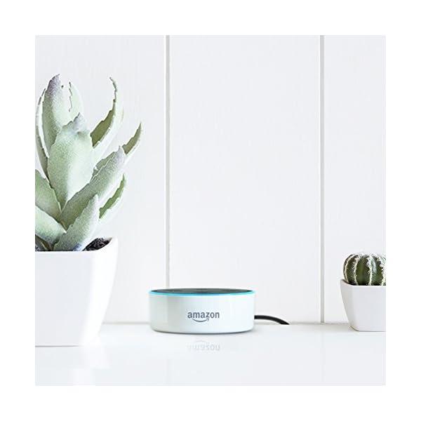 Amazon Echo Dot、ホワイト + ...の紹介画像4