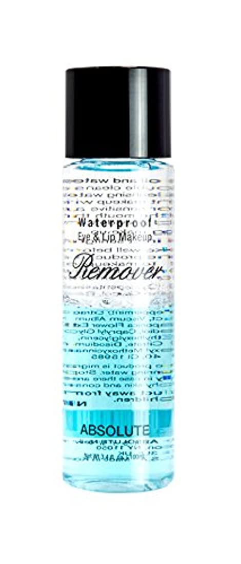 浸した有効夜明けABSOLUTE Waterproof Eye & Lip Makeup Remover (並行輸入品)