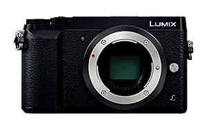 パナソニック ミラーレス一眼カメラ ルミックス GX7MK2 ボディ ブラック DMC-GX7MK2-K