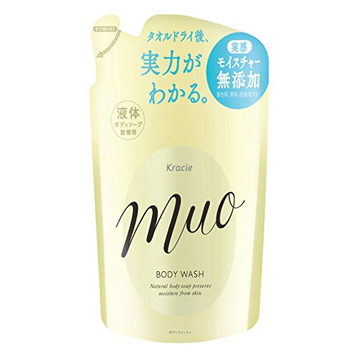 ミュオ muo ボディソープ 詰替用 380ml