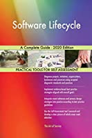 Software Lifecycle A Complete Guide - 2020 Edition