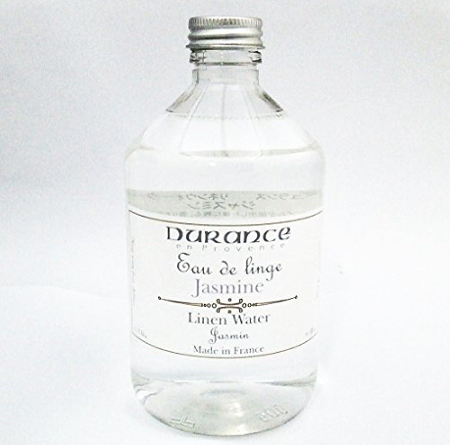 DURANCE(デュランス) リネンケアシリーズ リネンウォーター 500ml 「ジャスミン」 4994228006738