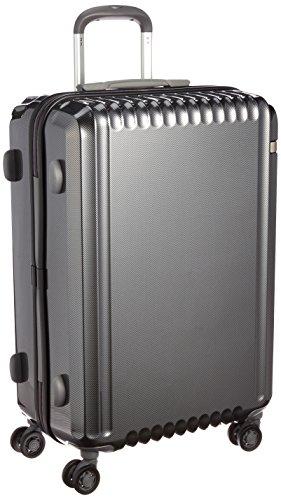 [エース] ace. スーツケース パリセイドZ 60cm 62L 4.0kg 双輪キャスター 05584 02 (ブラックカーボン)