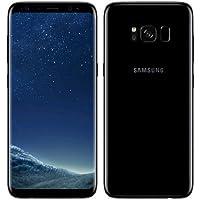 SAMSUNG Samsung Galaxy S8 Dual-SIM SM-G950FD 【64GB Midnight Black 海外版 SIMフリー】