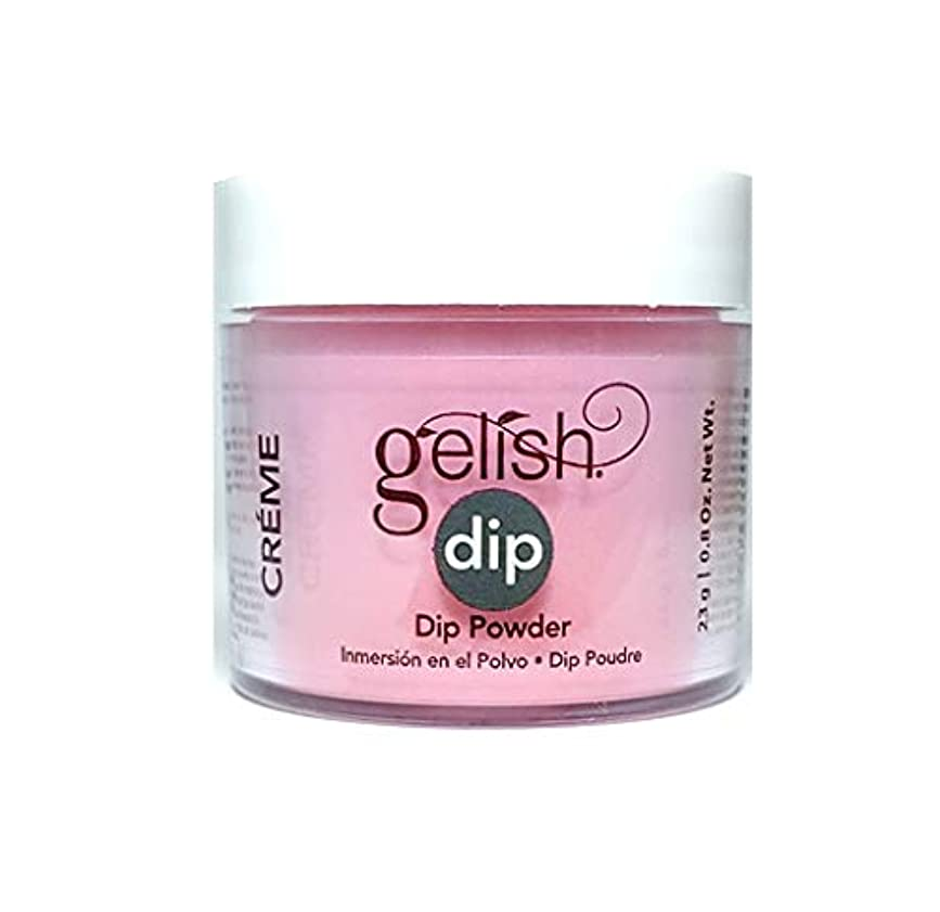 従順手書き未接続Harmony Gelish - Dip Powder - One Tough Princess - 23g / 0.8oz