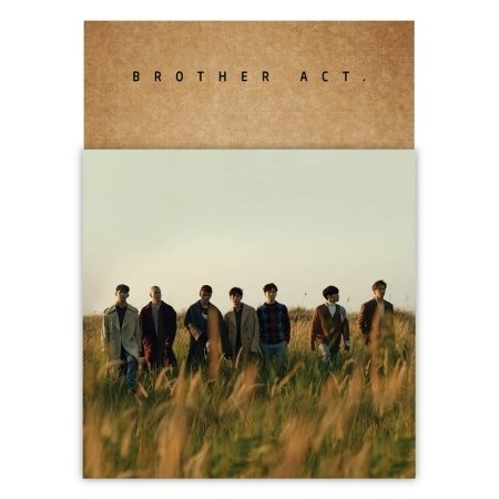 BTOB 2集 - BROTHER ACT.