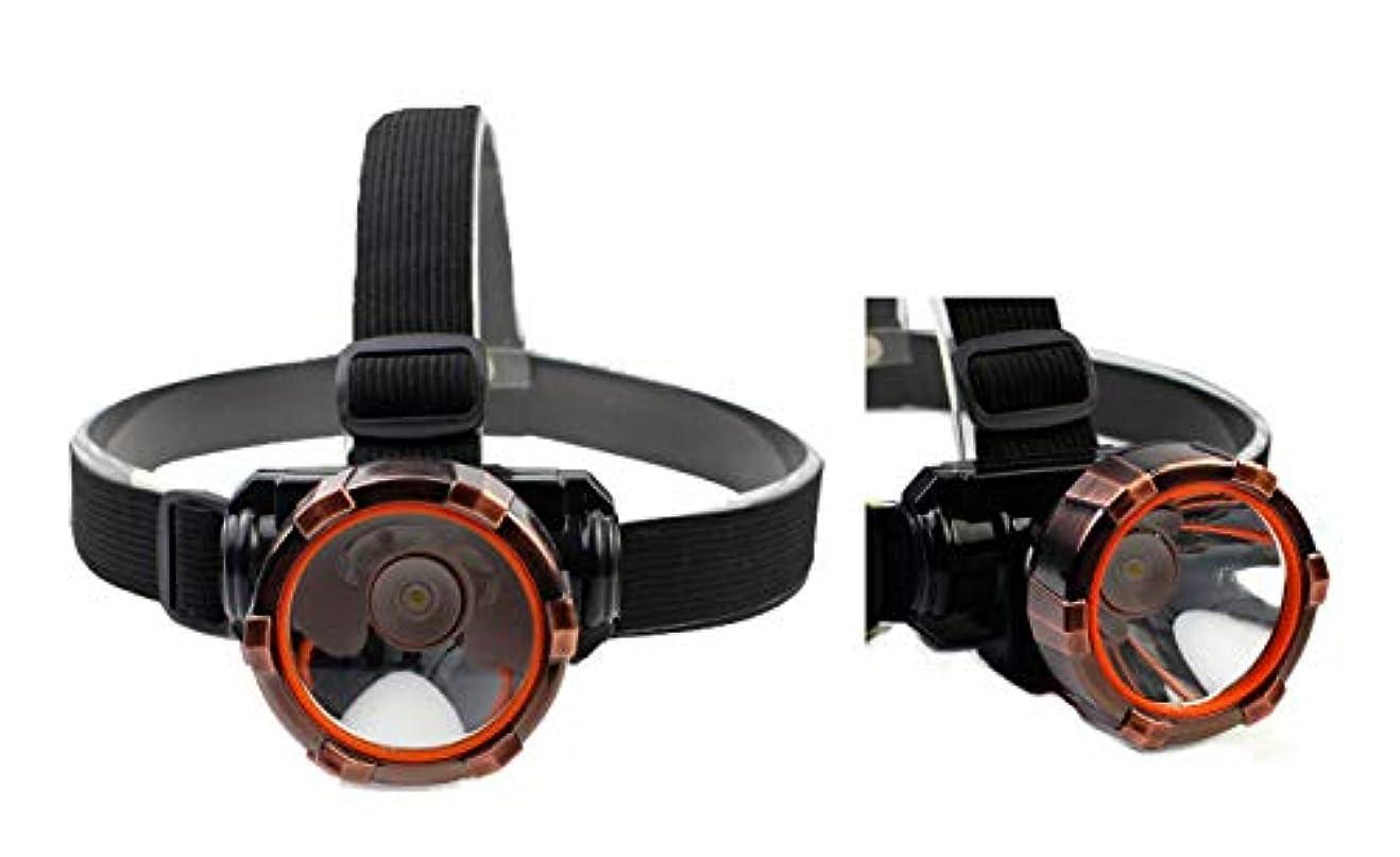 LED ヘッドライト 充電式 防水 90度可動式ヘッド