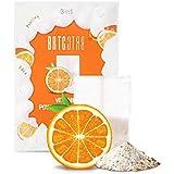 BRTC V10ビタミンパウダークレンジングティーバッグ V10 Vitamin Powder Cleansing Tea Bag [MANDARIN&ORANGE] 1.5g * 15ea [並行輸入品]