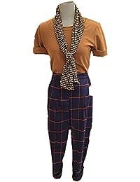 ソリッドカラー スーツ ジャケット チェック柄の7分丈ズボン ストール お得な三点セット 秋物 冬物 カジュアル キュート 二次会 パーティー ABC030