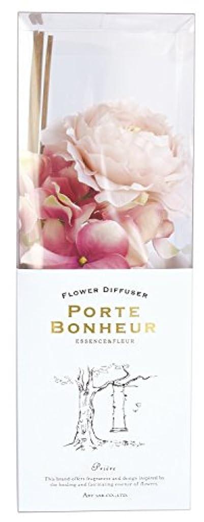 悪性返還準備したESSENCE&FLEUR PORTE BONHEUR フラワーディフューザーPriere