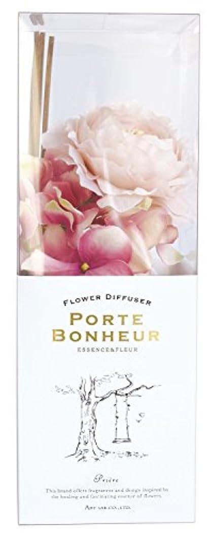 フリースダルセット征服ESSENCE&FLEUR PORTE BONHEUR フラワーディフューザーPriere
