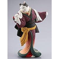 カプセルQミュージアム 歌川国芳 猫の立体浮世絵美術館 [4.猫松山](単品)