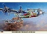 ハセガワ 1/72 B-24Jリベレーター ザ・ドラゴン アンド ヒズテイル
