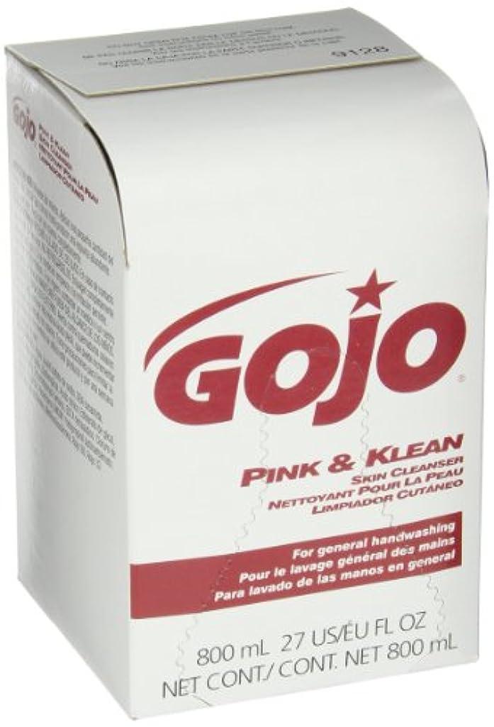 通り足サイトPink & Klean Skin Cleanser 800-ml Dispenser Refill, Floral, 12/Carton (並行輸入品)