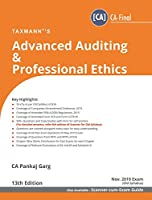 Advanced Auditing And Professional Ethics (CA-Final) (Old Syllabus) [Paperback] Pankaj Garg