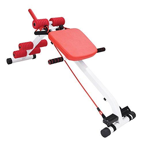 NOYOK(ノヨック)腹筋マシーン 腹筋器具 エクササイズバンド 筋トレ トレーニングベンチ