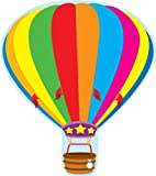 Hot Air Balloon 2-Sided Decoration