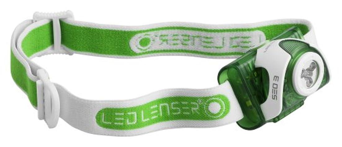 ずるいアッティカスバウンドLED LENSER(レッドレンザー) SEO 3 【明るさ90ルーメン/実用点灯10時間】 OPT-6103B