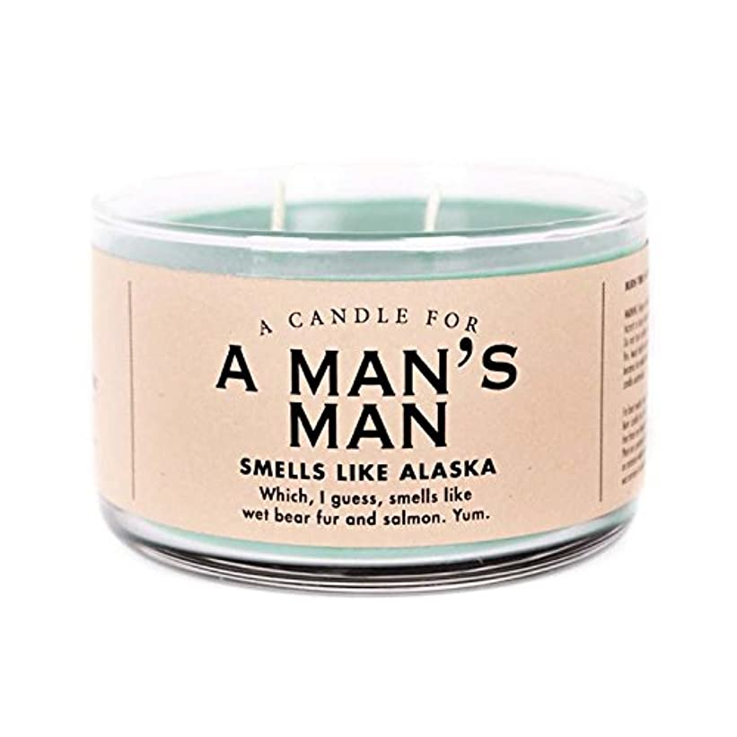 サージ資料医師Man 's Man Candle
