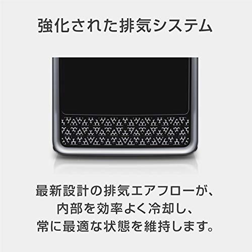 『Dell デスクトップパソコン Inspiron 3470 Celeron ブラック 19Q31/Windows 10/4GB/1TB HDD』の3枚目の画像