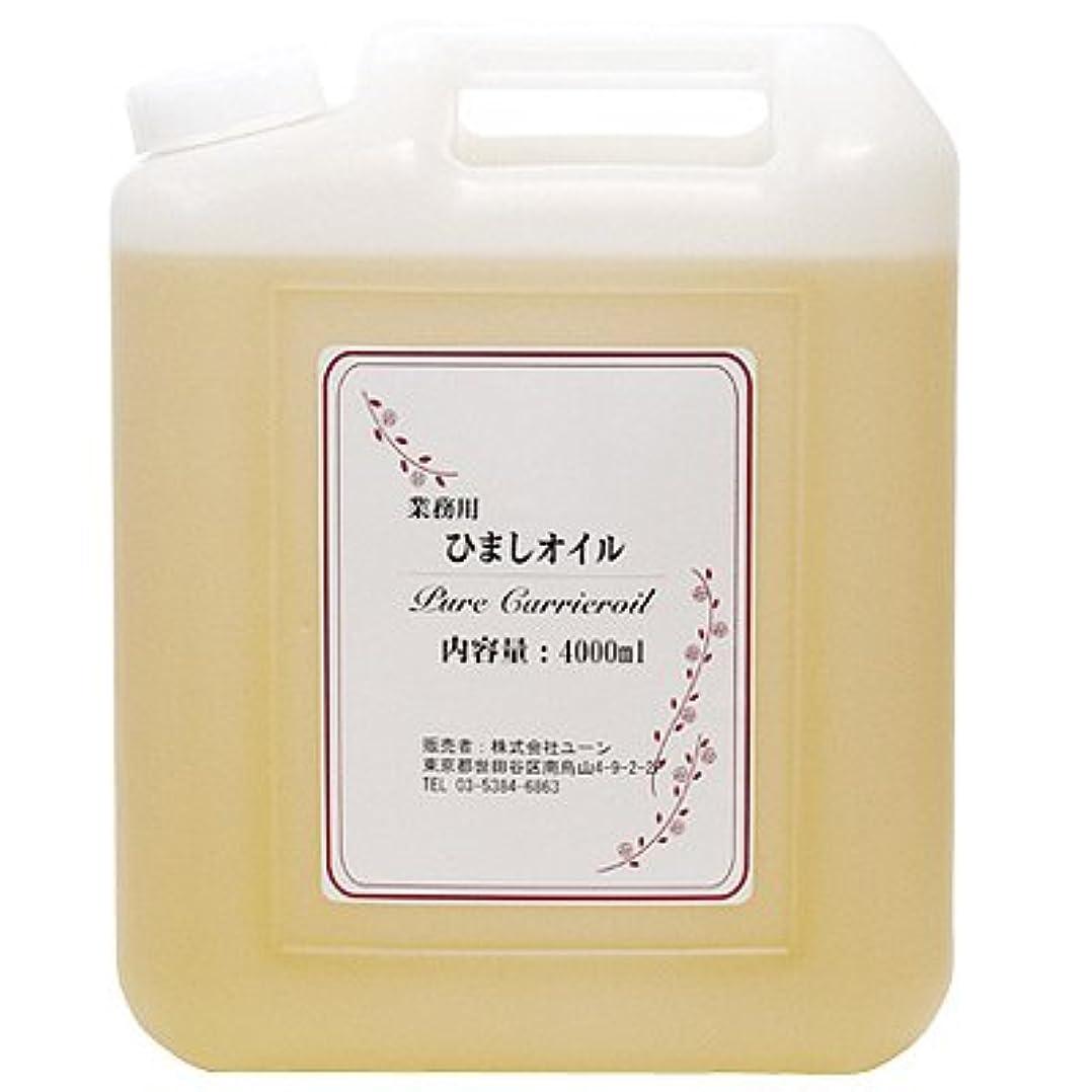 一族研究困惑ひまし油 4000ml(ヒマシ油ヒマシオイル業務用):マッサージオイル