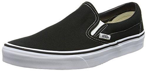 [バンス] Vans Classic Slip On - メンズ カジュアル Black US12.0 [並行輸入品]