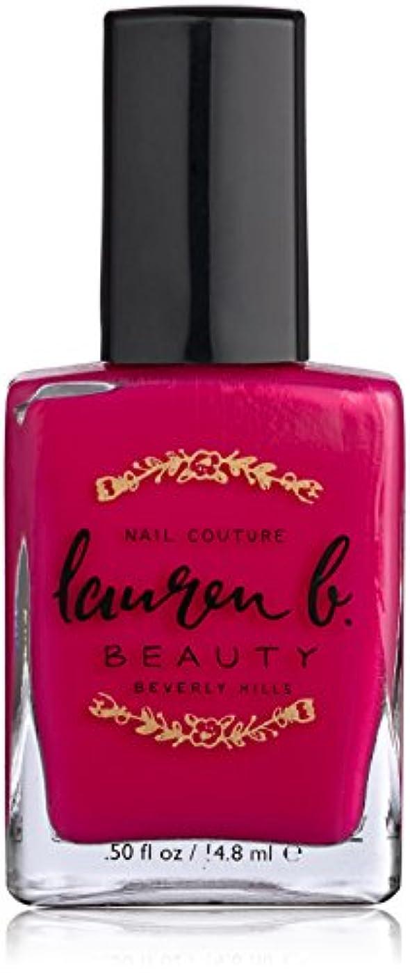 一貫した面論争の的Lauren B. Beauty Nail Polish - #ImSoLA 14.8ml/0.5oz