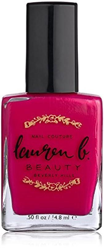 浸した厄介なロゴLauren B. Beauty Nail Polish - #ImSoLA 14.8ml/0.5oz