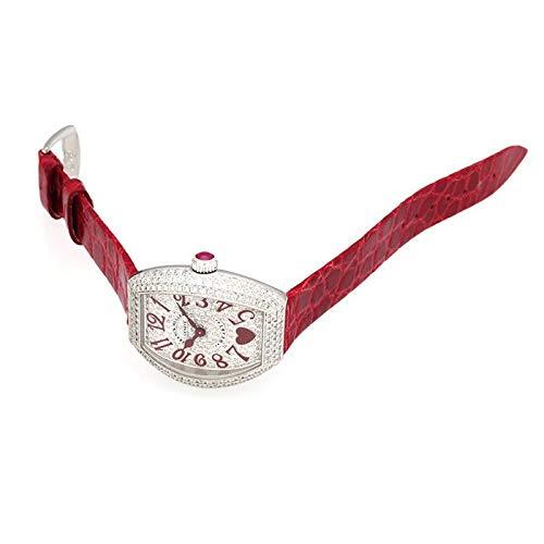 フランク・ミュラー ハートトゥハート 5002SQZC6H ダイヤモンド文字盤 レディース 腕時計 新品 並行輸入品