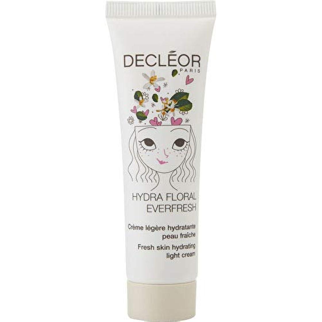 マイナー死傷者酔っ払いデクレオール Hydra Floral Everfresh Fresh Skin Hydrating Light Cream - For Dehydrated Skin 30ml/1oz並行輸入品
