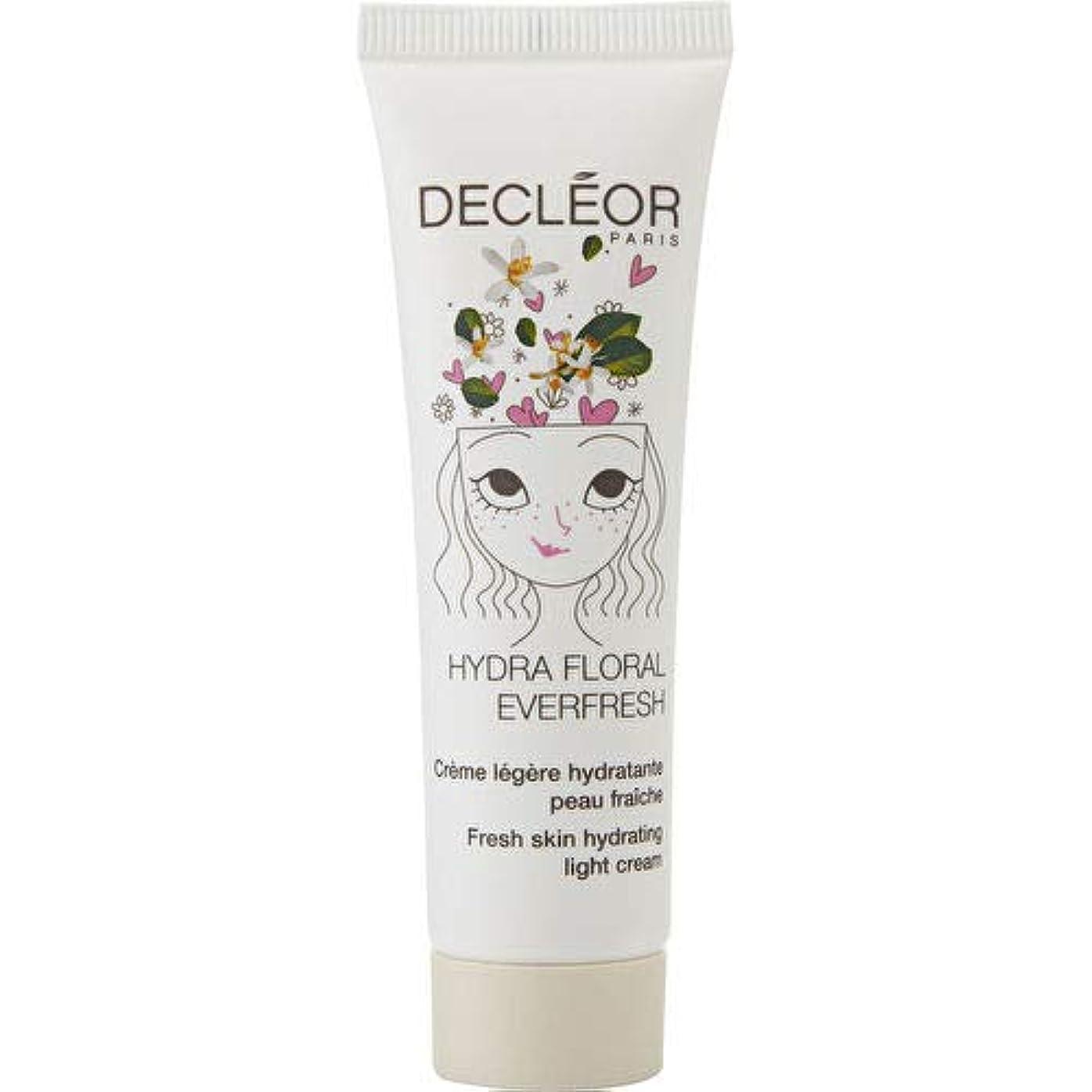 に慣れ変化する興味デクレオール Hydra Floral Everfresh Fresh Skin Hydrating Light Cream - For Dehydrated Skin 30ml/1oz並行輸入品