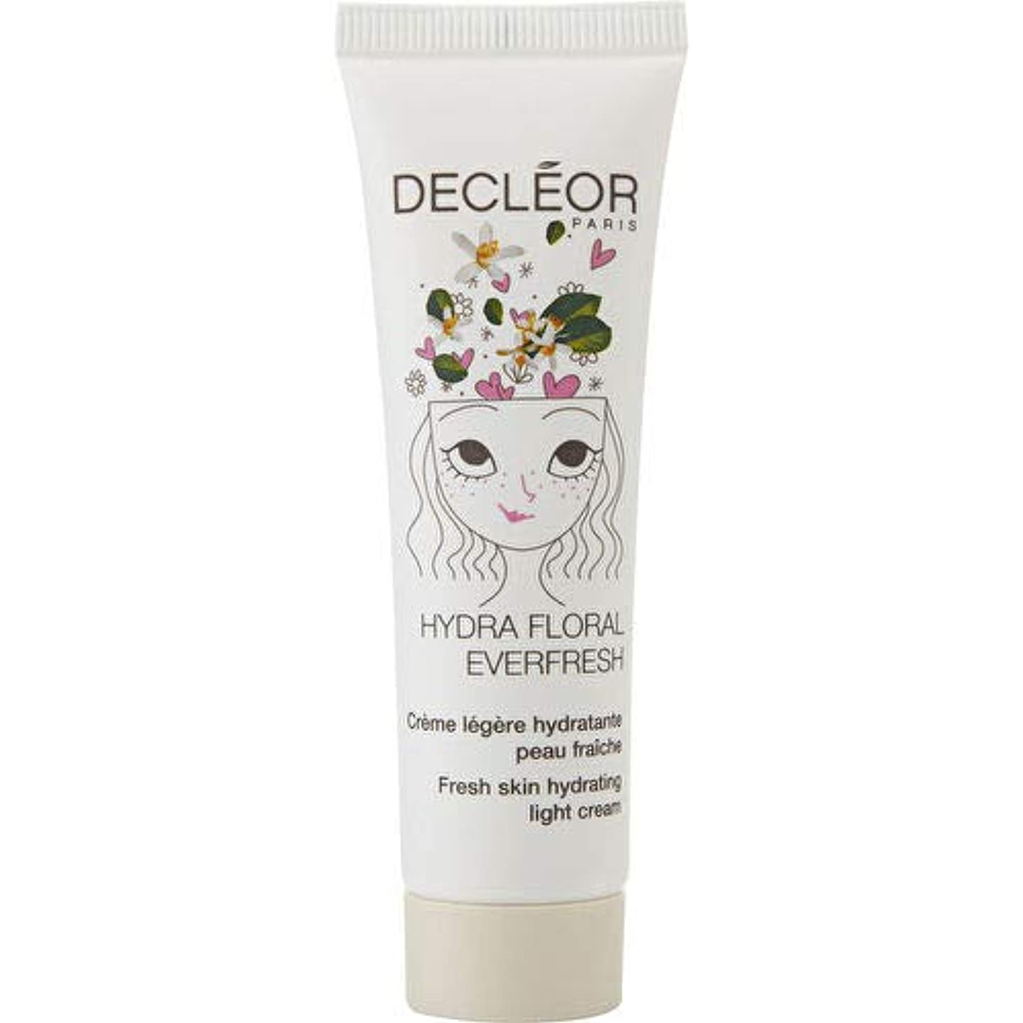 国民投票品揃え寝具デクレオール Hydra Floral Everfresh Fresh Skin Hydrating Light Cream - For Dehydrated Skin 30ml/1oz並行輸入品