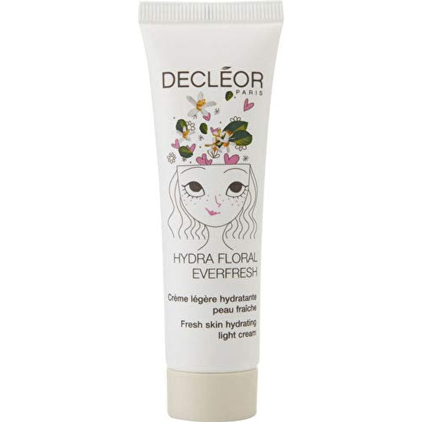 パースブラックボロウ違う月曜日デクレオール Hydra Floral Everfresh Fresh Skin Hydrating Light Cream - For Dehydrated Skin 30ml/1oz並行輸入品