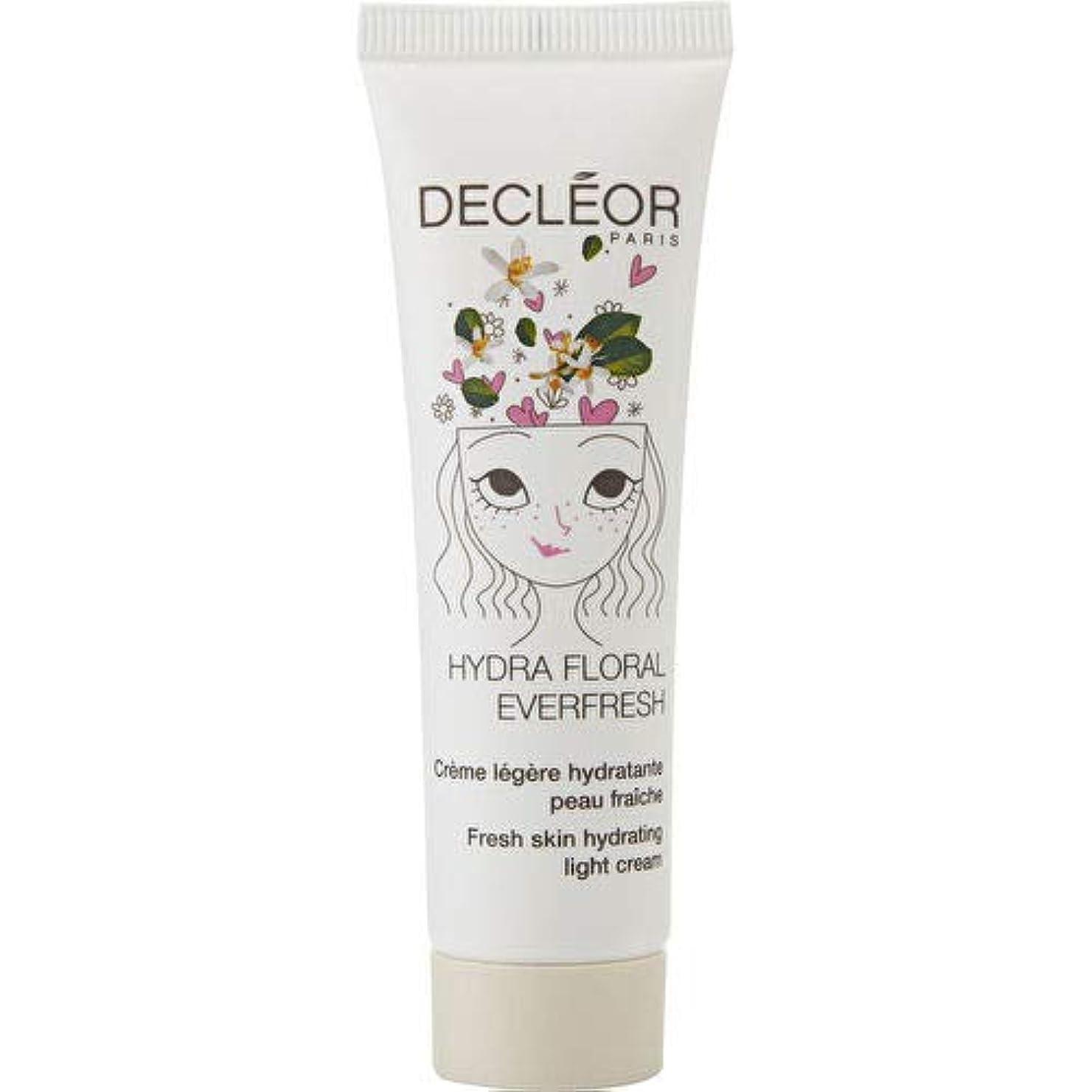 民族主義仕方デザートデクレオール Hydra Floral Everfresh Fresh Skin Hydrating Light Cream - For Dehydrated Skin 30ml/1oz並行輸入品