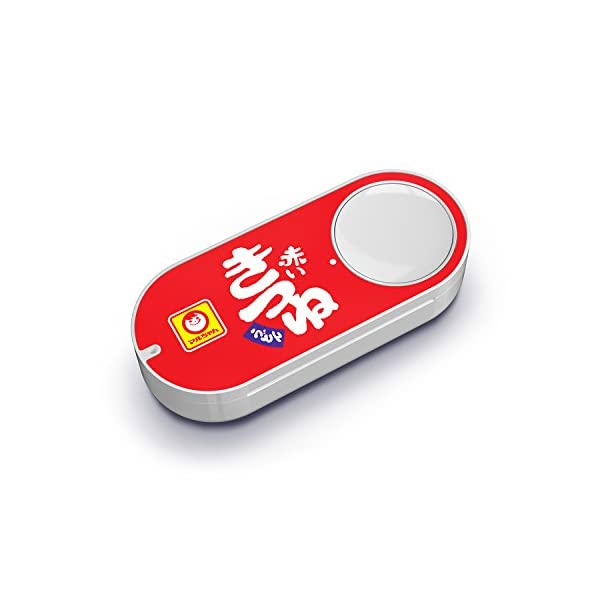赤いきつねうどん Dash Buttonの商品画像