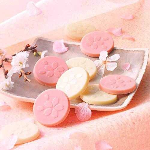 【ROYCE'】ロイズ ホワイトデー さくらベリー&さくらホワイト チョコレート【北海道・期間数量限定】