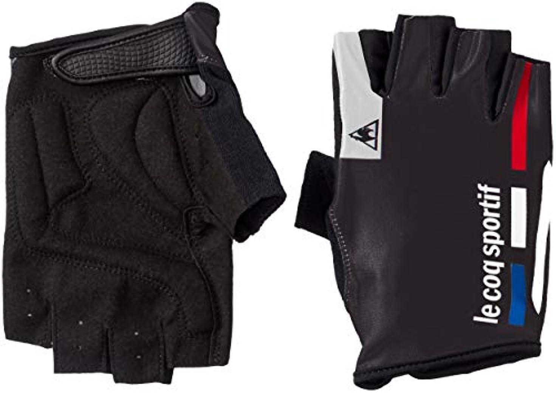 疑問を超えてもう一度シンプルな[ルコックスポルティフ] グローブ 手袋 定番 操作性 QCAMGD01