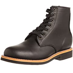 Pistolero 6 in Plain Toe Lace Up 108