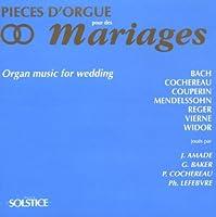 Organ Music for Weddings