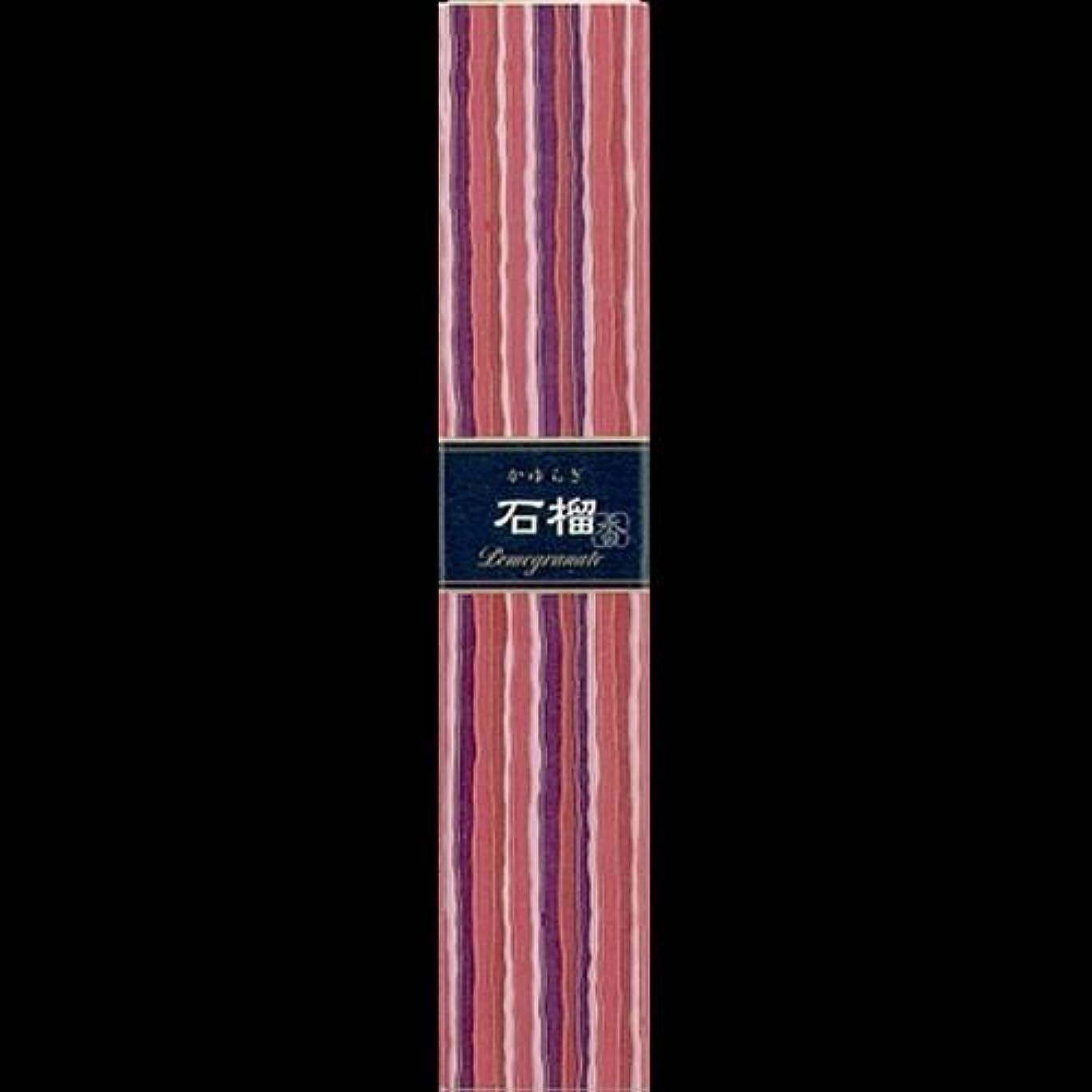 必需品パケットアームストロング【まとめ買い】かゆらぎ 石榴(ざくろ) ×2セット