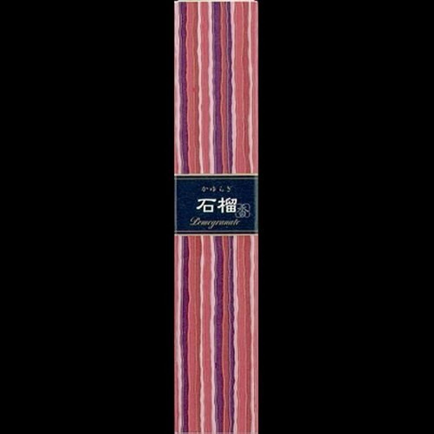 ことわざ純粋に預言者【まとめ買い】かゆらぎ 石榴(ざくろ) ×2セット