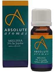 Absolute Aromas Melissa 3% in Jojoba 10ml / ???10???????????????3?