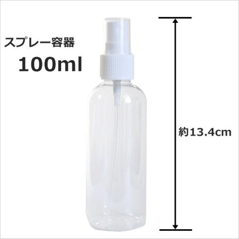 男やもめキルト思いつくスプレーボトル 100ml プラスチック容器 happy fountain