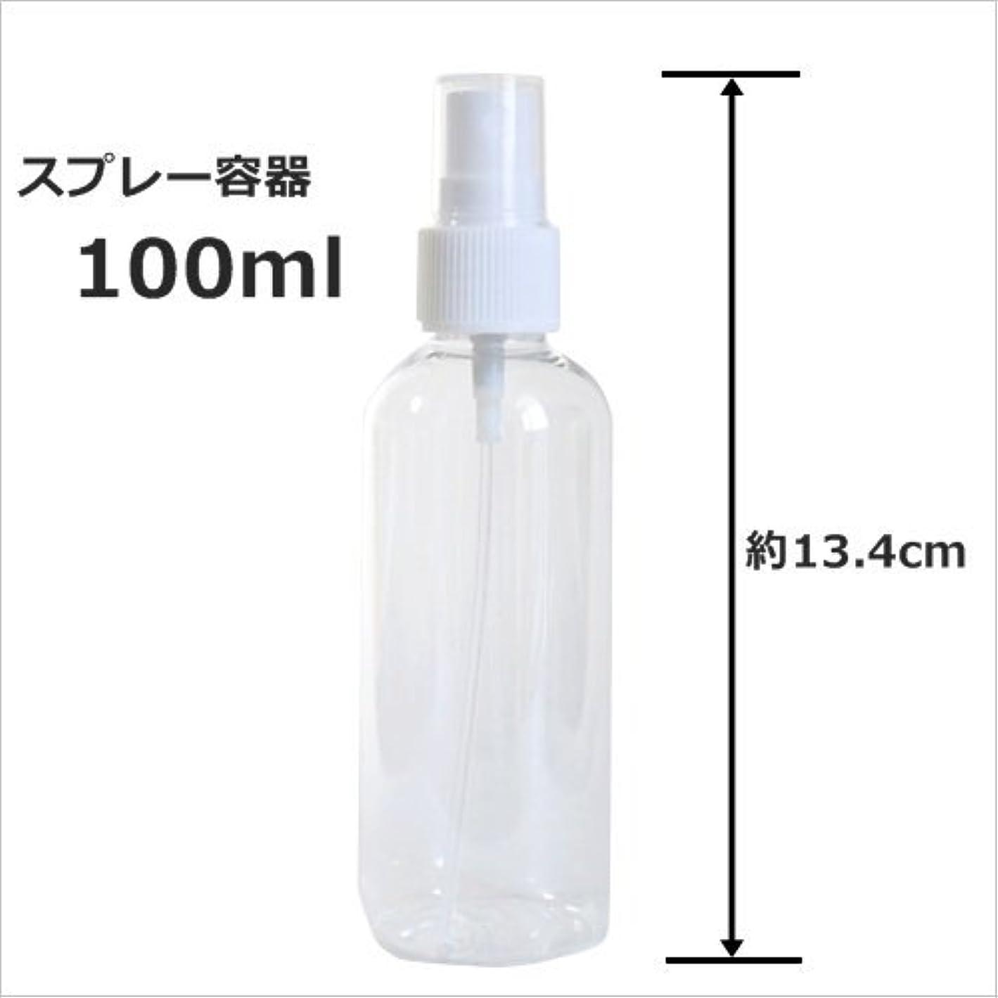 伝染性のボックス自動化スプレーボトル 100ml プラスチック容器 happy fountain